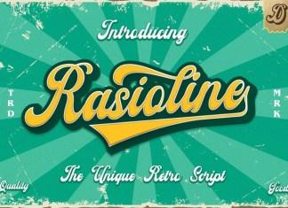 Rasioline Font