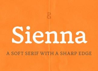 Sienna Font