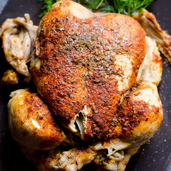 Instant Pot Frozen Chicken - iFOODreal - Healthy Family ...