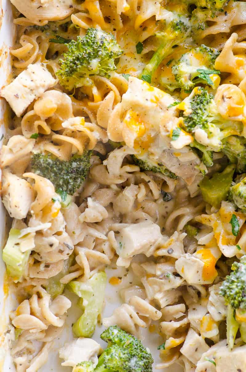 Rice Broccoli Chicken Brown And