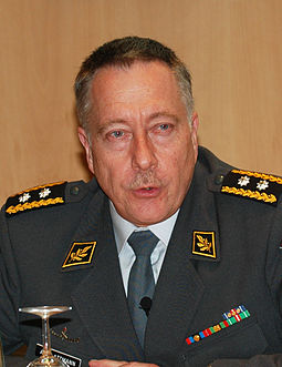 Armeechef André Blattmann hat Angst vor Terror