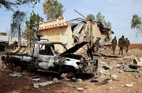 Krieg in Mali: Stopp der Kriegsmateriallieferungen an Frankreich und an andere Staaten die Krieg führen