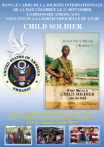 "Neuerscheinung ""If my life as a child soldier could be told"""