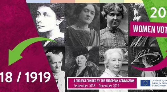 100 Jahre Frauen Friedenskonferenz