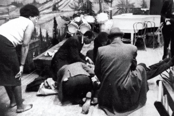 Malcolm X is assassinated.
