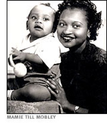 Emment and Mamie Till