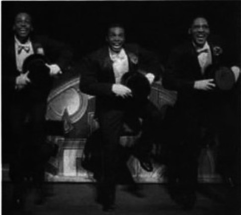 OH, KAY (Broadway 1990) — with Gregg Burge, Stanley Wayne Mathis and Kevin Ramsey