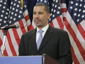 Lieutenant Governor David Paterson