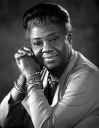 Elma Lewis, a nationally recognized arts educator who was among the first people to be awarded a MacArthur Fellowship.