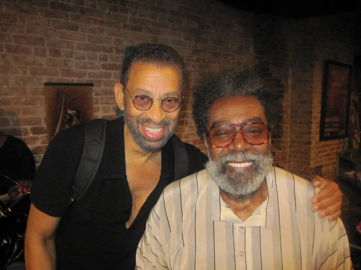 Louis Johnson and Maurice Hines
