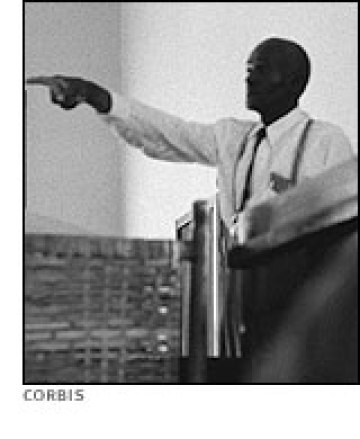Moses Wright's testimony in the trial of his great-nephew's accused killers would go down in history as one of the bravest moments of the civil rights movement.