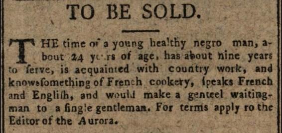 slavery-sale-of-a-slave-announcement