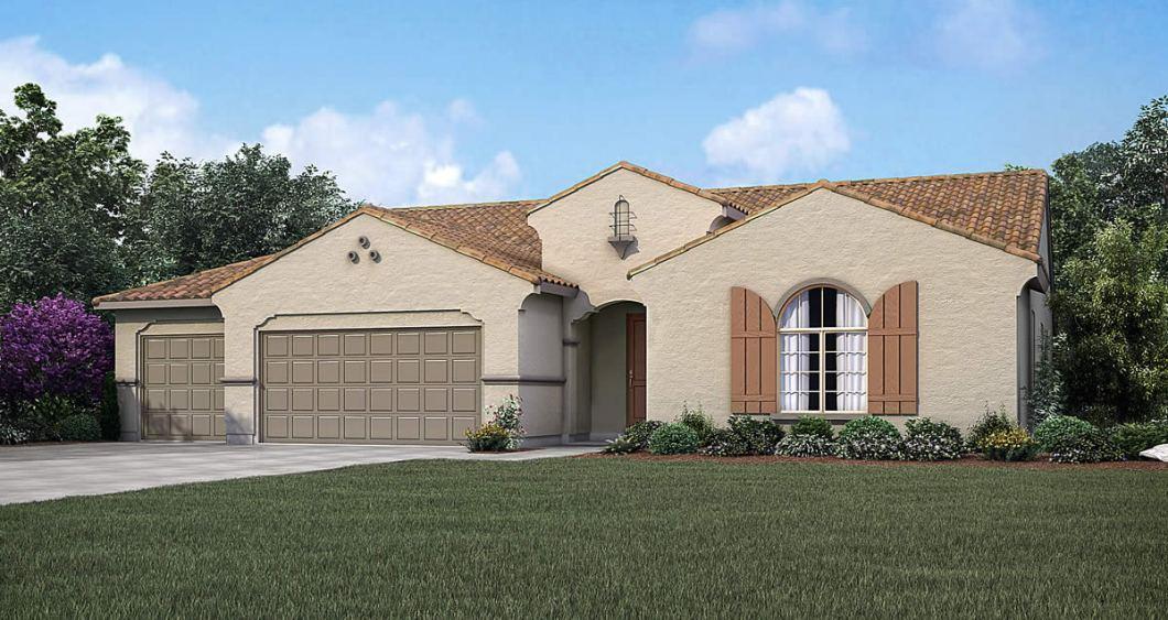 New Model Homes In Visalia Ca