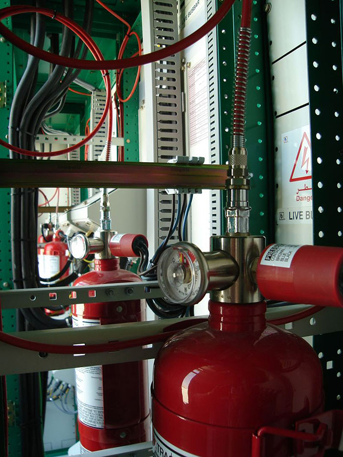 FIRETRACE® Protection for Singapore Aviation Authority's Critical Assets