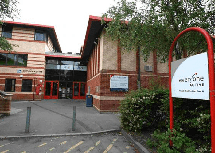 Urgent fire protection work to be carried out at leisure centre to meet regulations