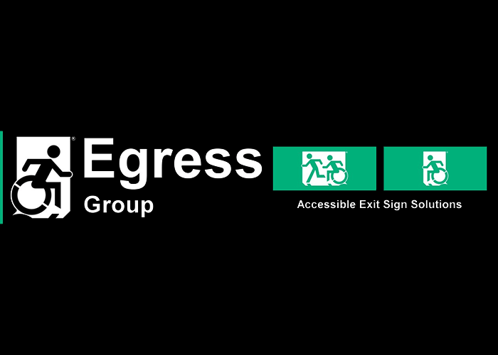 Egress Group Pty Ltd and the 'Accessible Means of Egress Icon'