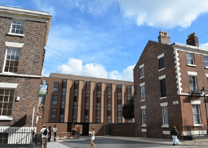 University of Liverpool accommodation incorporates Morley-IAS control panels and AOV system for maximum fire safety on campus