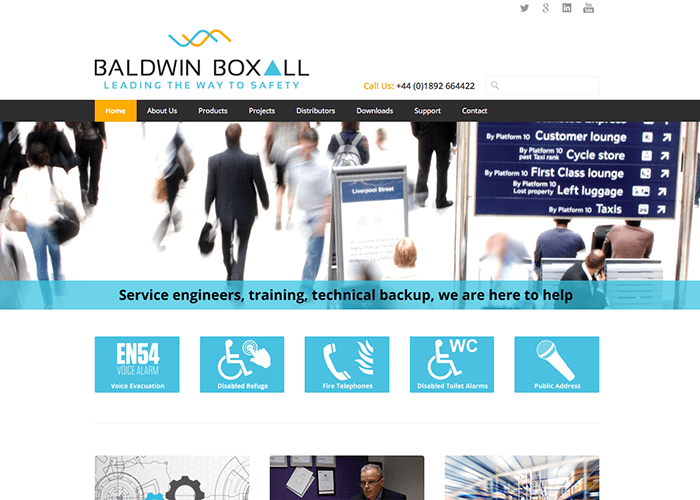 Baldwin Boxall Updates its Look