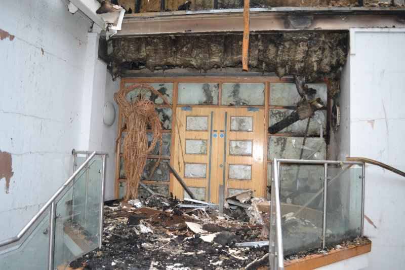 Installers Tame Heavy Fire Doors