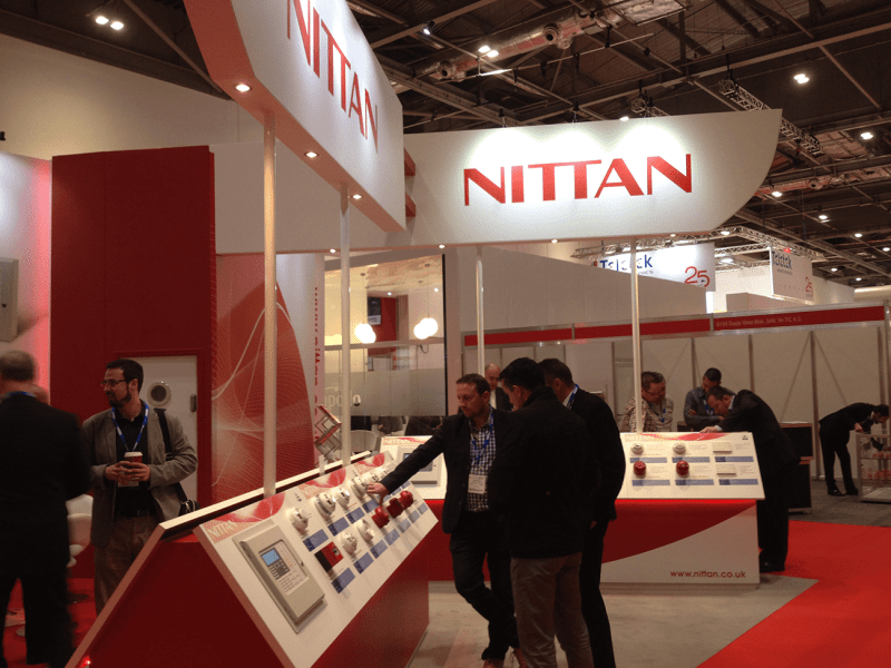 Nittan to exhibit Fire Detection Systems at intersec Dubai 2017