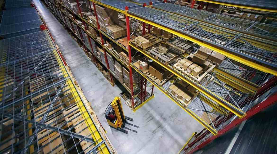 Video-based fire detection can be used in high-bay warehouses with narrow aisles and high fire load.