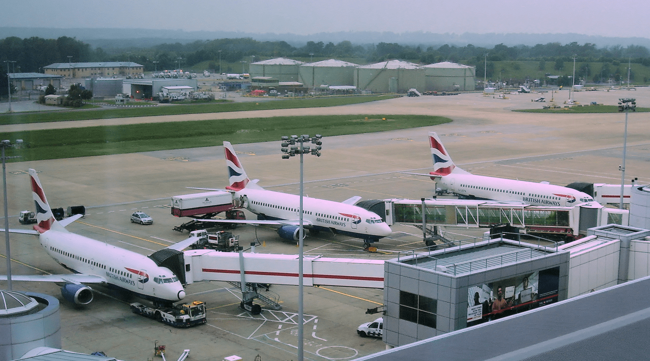 Gatwick Airport reduces false Fire Alarms
