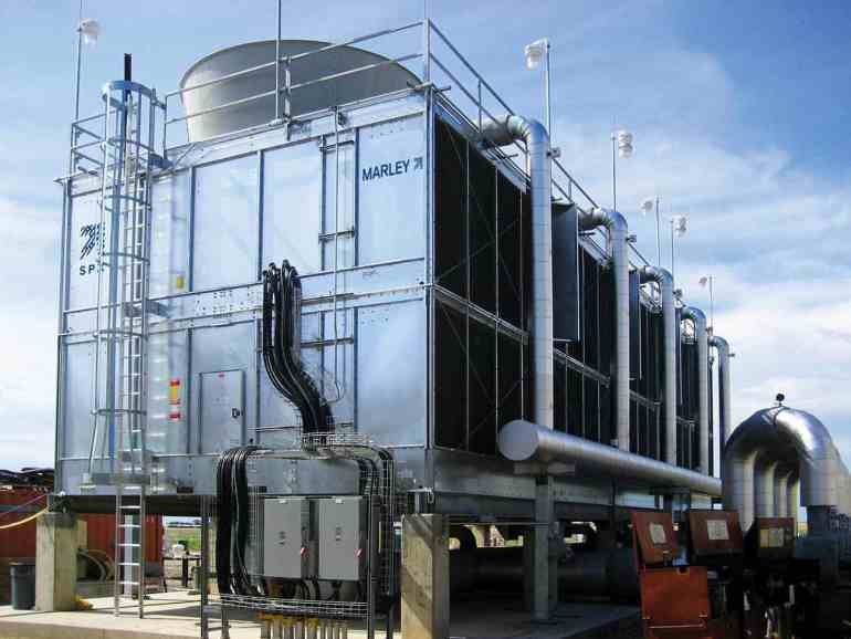Cooling towers and the need for loss prevention certification ...