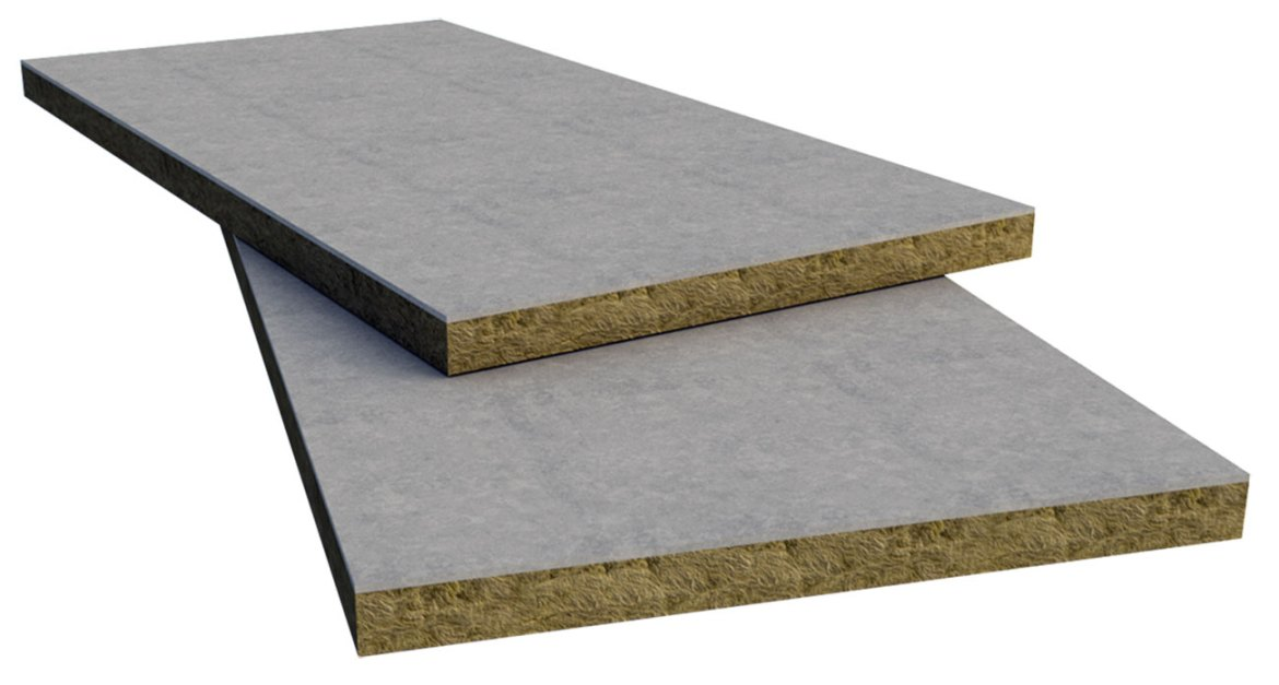ROCKWOOL HARDROCK UB34 is designed specifically for parapet walls and upstands on flat roofs.