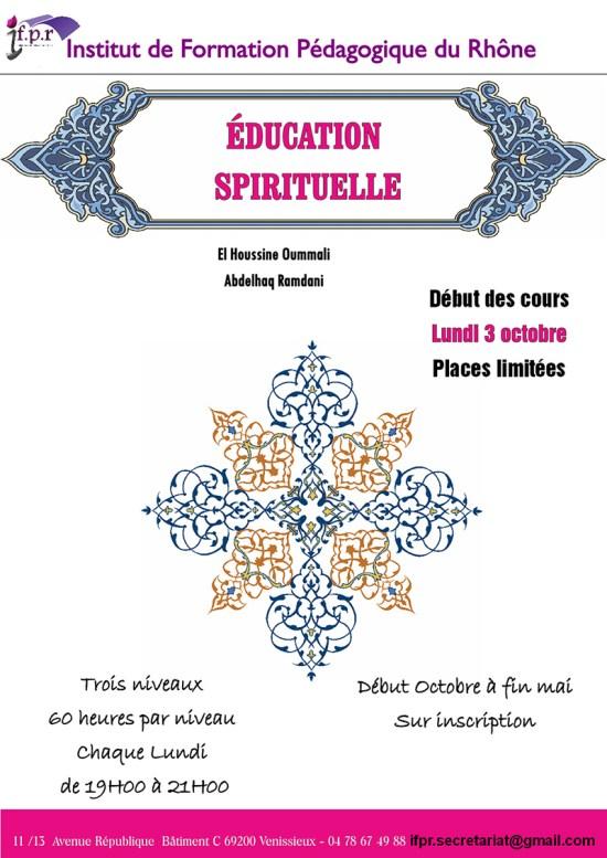 Education-spirituelle