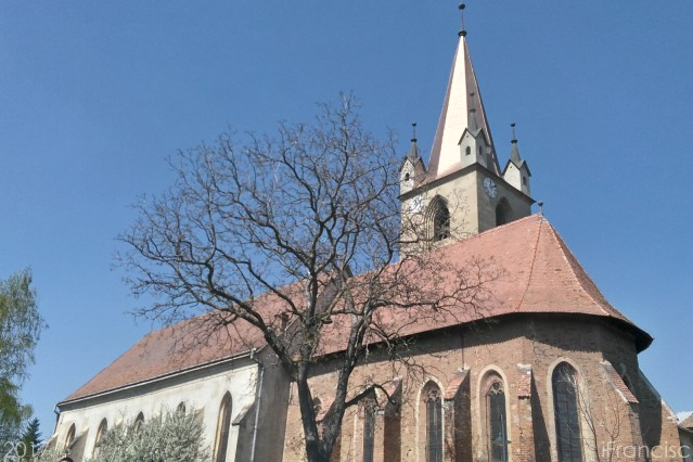 Reformed Church, Mures Citadel