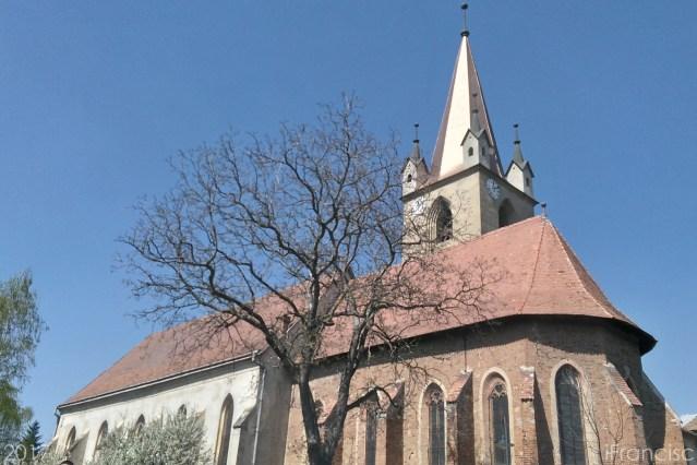 Reformed Church, Mures Citadel