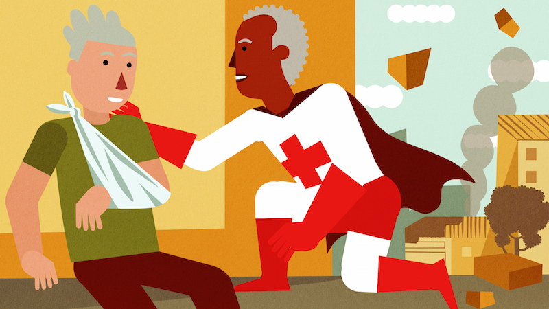 Which Are The Most Common Situations That Older People May Require First  Aid For?
