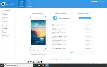 iTools 4.5.0.6 Crack With Full Keygen Download [Lifetime] FREE