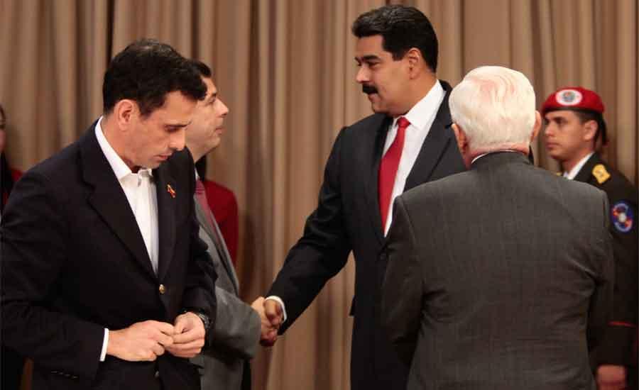 politica venezuela psuv mud socialismo comunismo