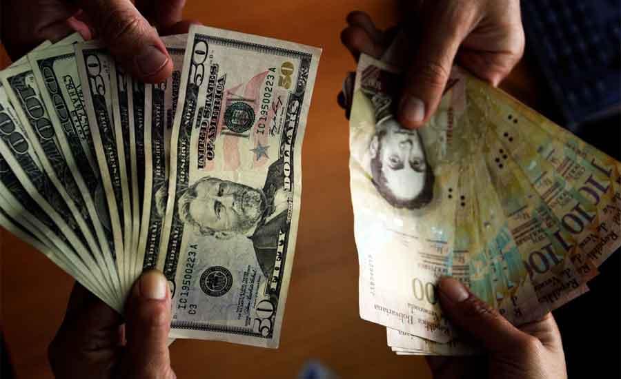 venezuela inflacion dolares bolivares dinero libre mercado oro