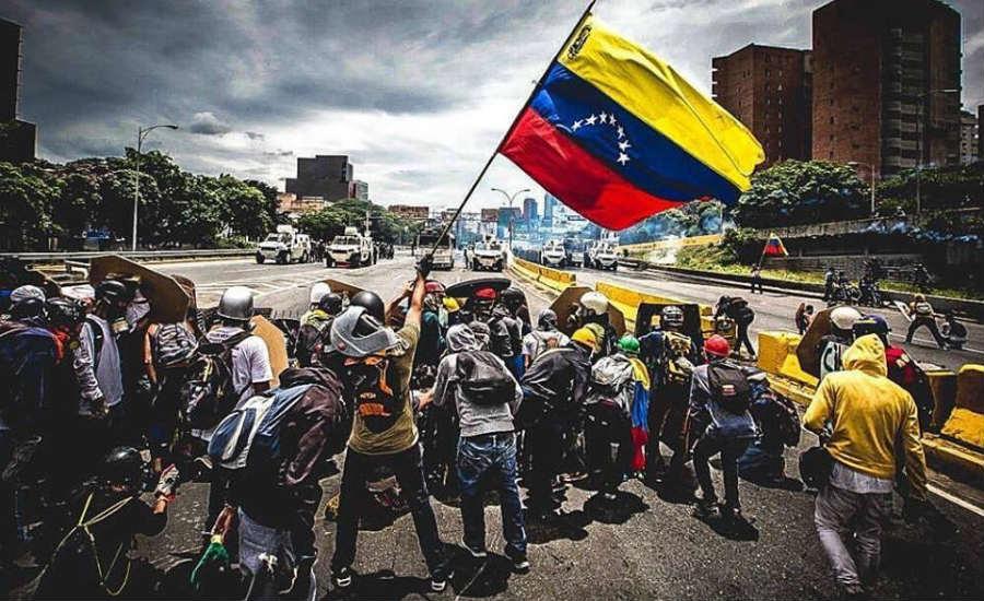 ¡Es Ahora Venezuela! El Clamor De La Juventud Que Quiere Cambio