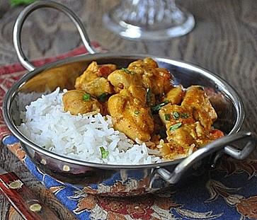 Индийская кухня : Вторые блюда