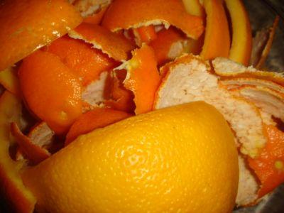 цукаты из апельсинов дома