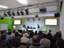 Side event on the topic of mainstreaming climate finance into financial institutions