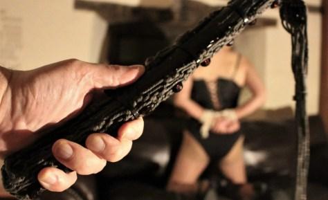 flogging fingers