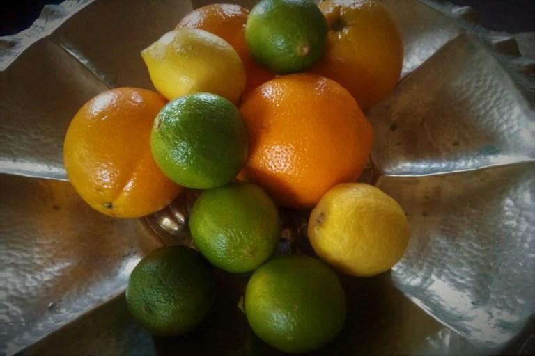 Oranges, Lemons and Lyme