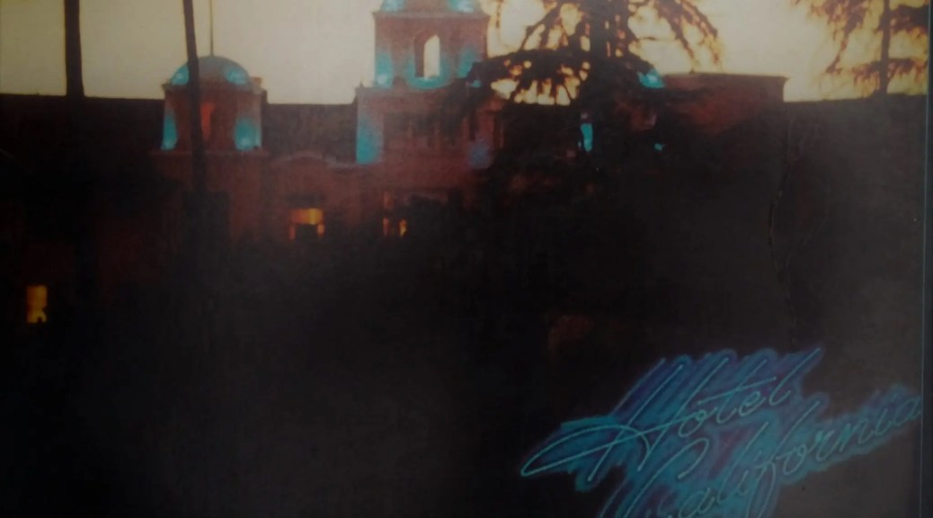 hotel california the eagles
