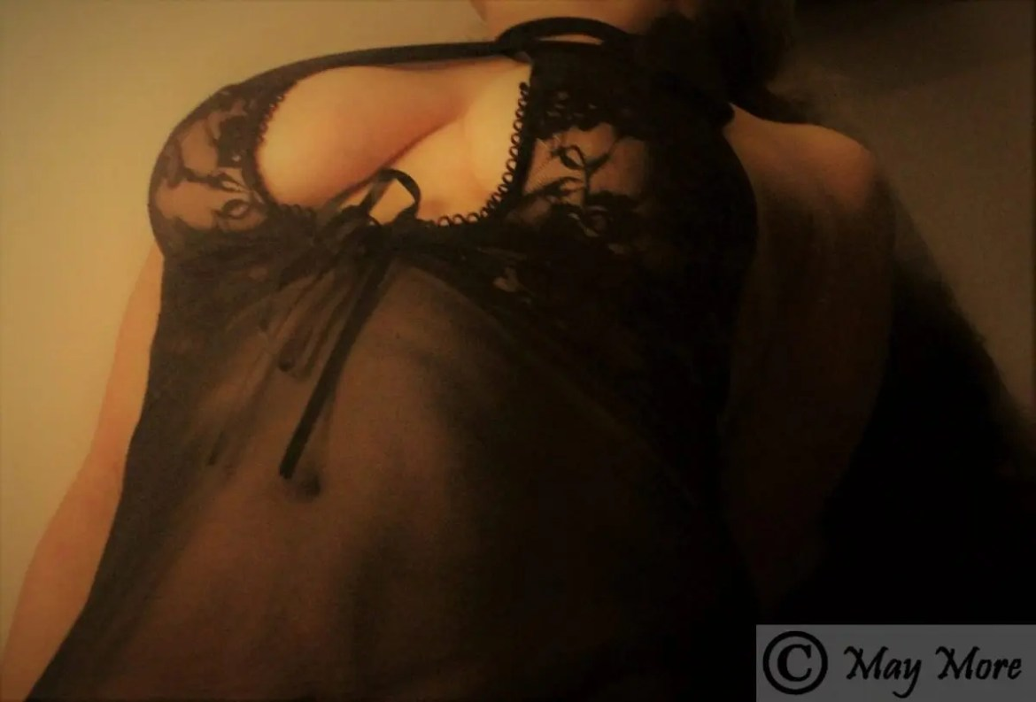 Neglected in  a Negligee