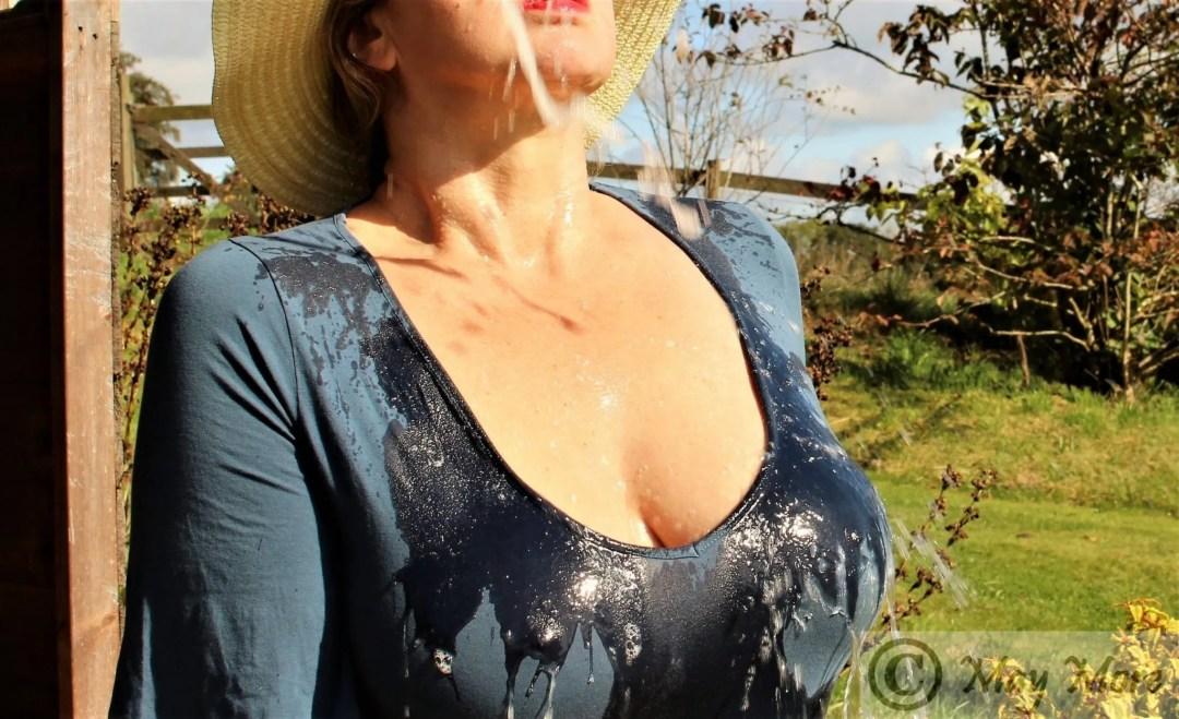 wet t-shirt may more