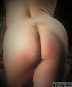 spanking good time May More