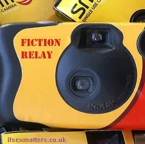 fiction mystery relay smile for the camera