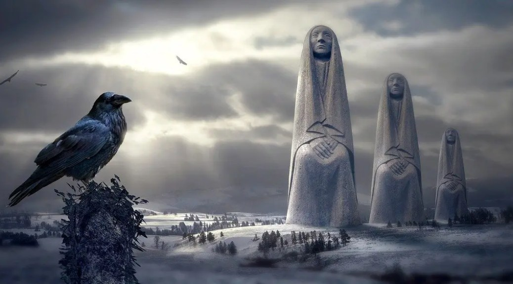 hell - crow jesus