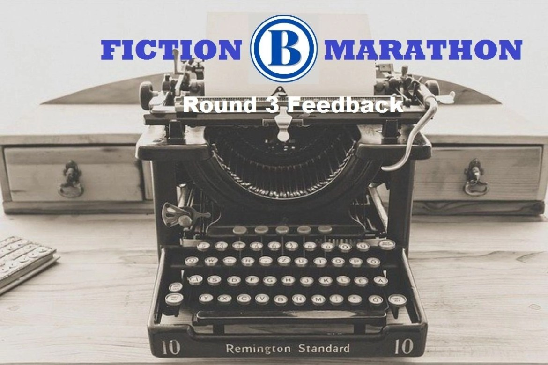 Speak to Me: Feedback Round Three BFM 2021