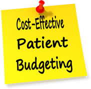 Cost-effective patient budgeting for Home Healthcare Agencies
