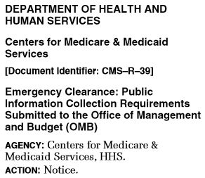Fed'l Reg of March 2, 2017 - re: the Home Health Conditions of Participation